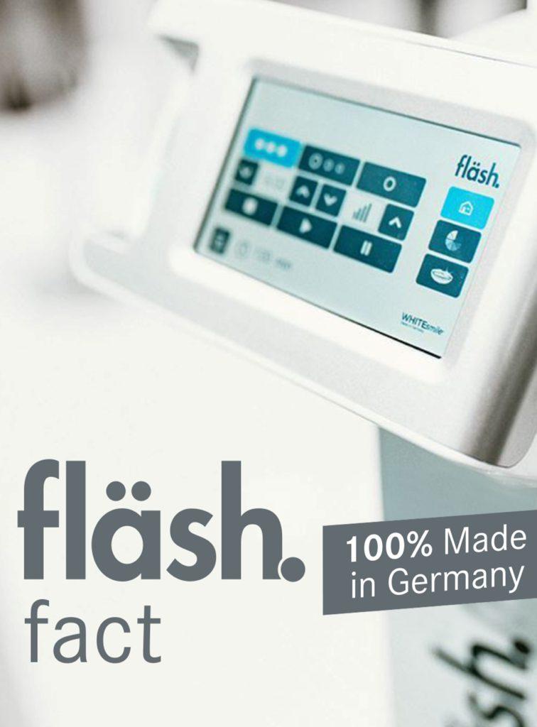 Zahnärzte in der Filzfabrik Speyer Bleaching Flash2